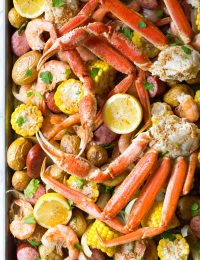 The Best Sheet Pan Low Country Boil (Broil) Recipe