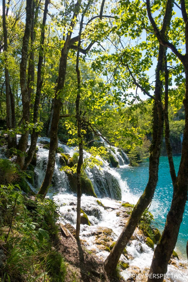 Plitvice Lakes National Parks in Croatia - Must See! #travel