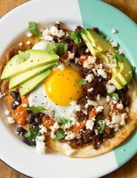 The Best Huevos Rancheros Recipe