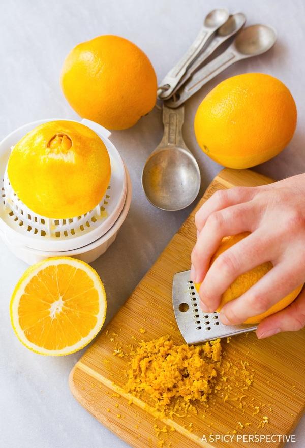 How To: Fresh Orange Cranberry Bread Recipe