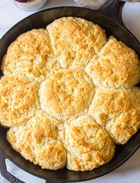 Fluffy Southern Cat Head Biscuits Recipe