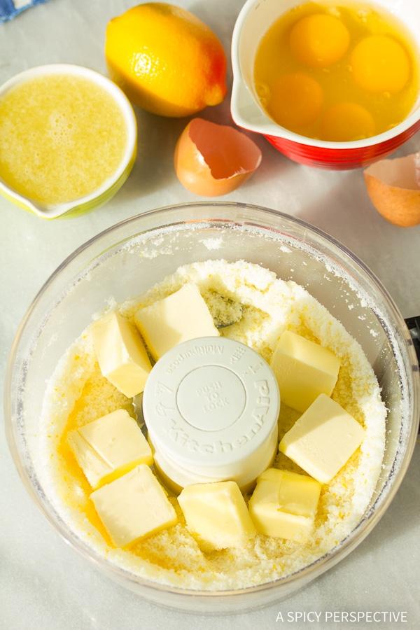 Easy to Make Homemade Lemon Curd Recipe