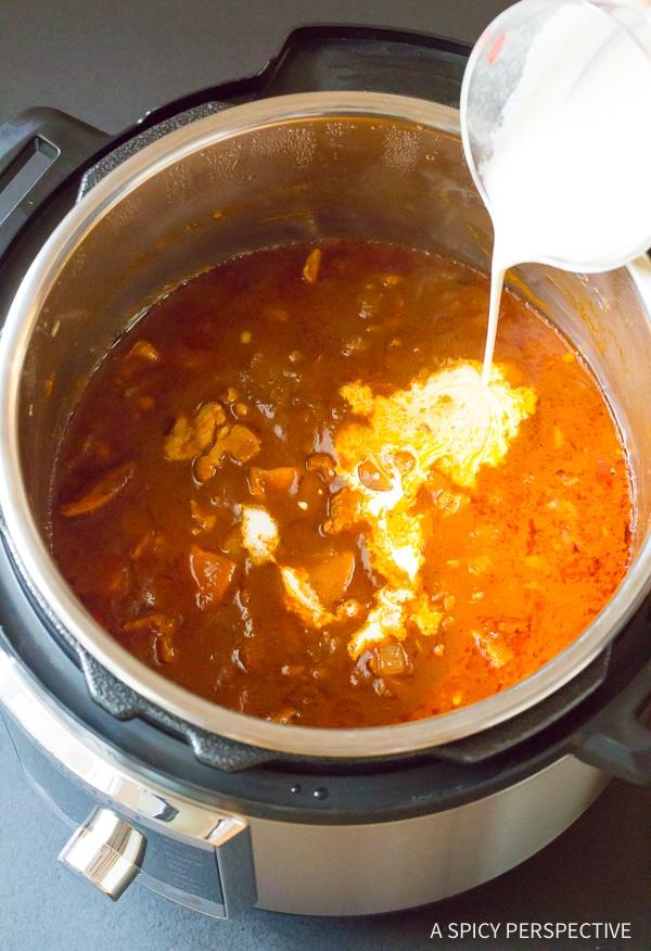 Must-Make Instant Pot Butter Chicken Curry