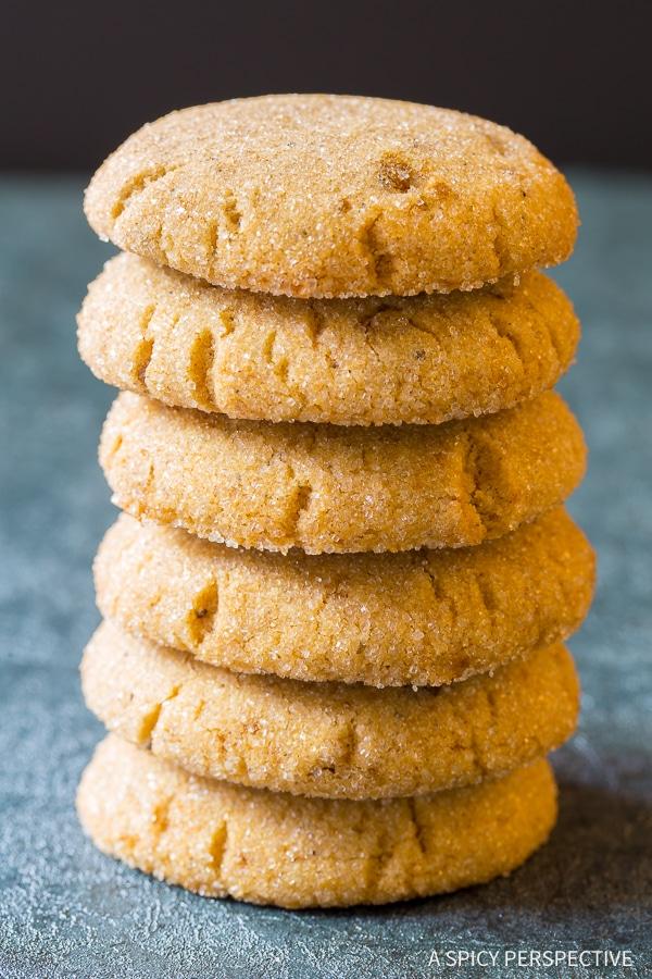 Best Brown Butter Brown Sugar Cookies Recipe