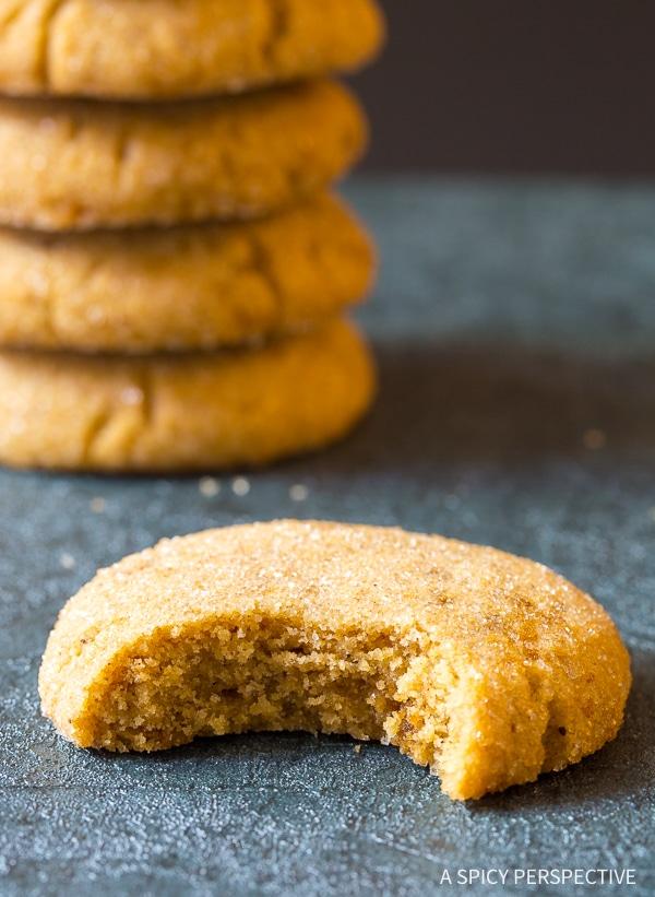 Soft Brown Butter Brown Sugar Cookies Recipe