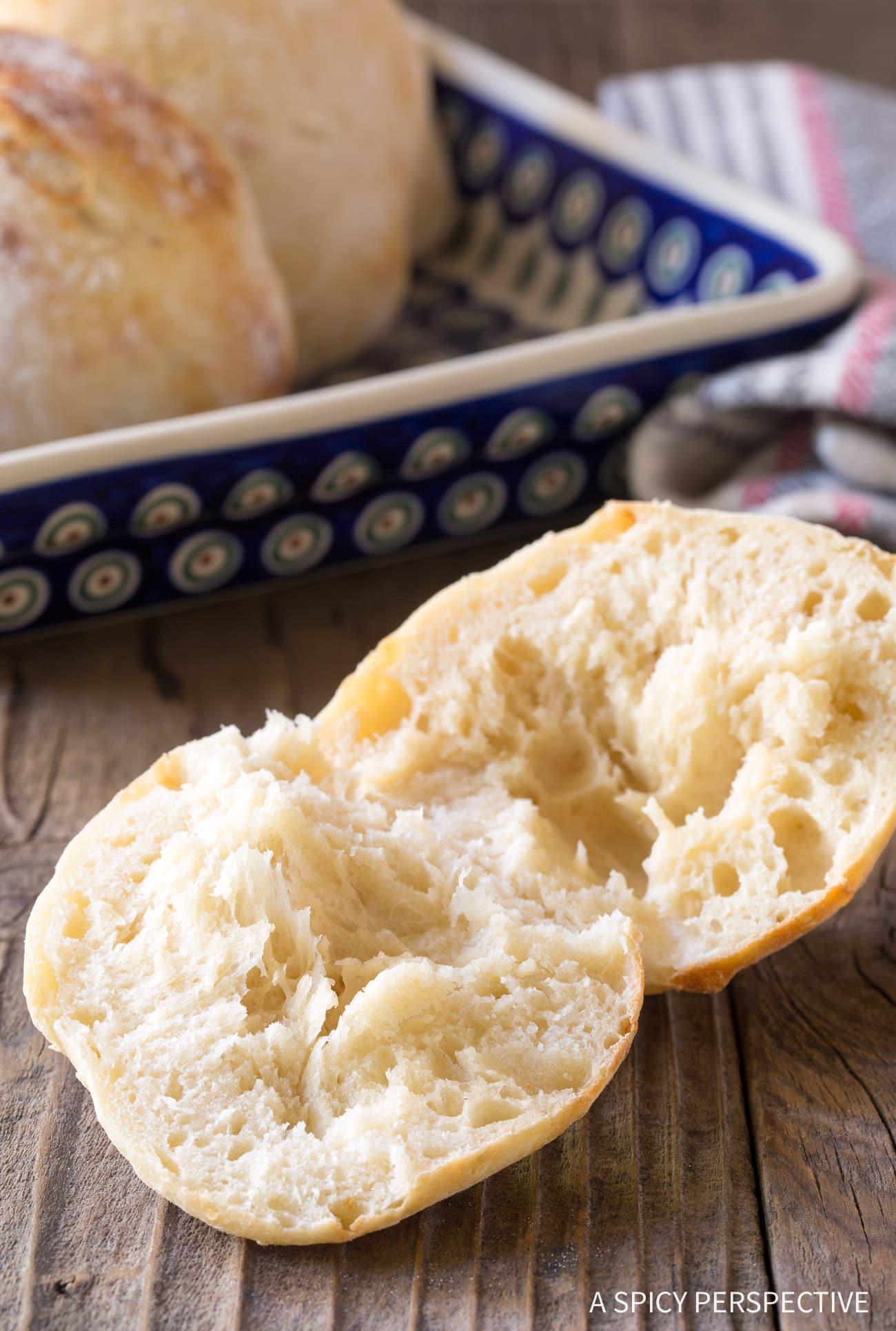 Perfect Authentic Croatian Lepinja Bread Recipe (Bosnian)