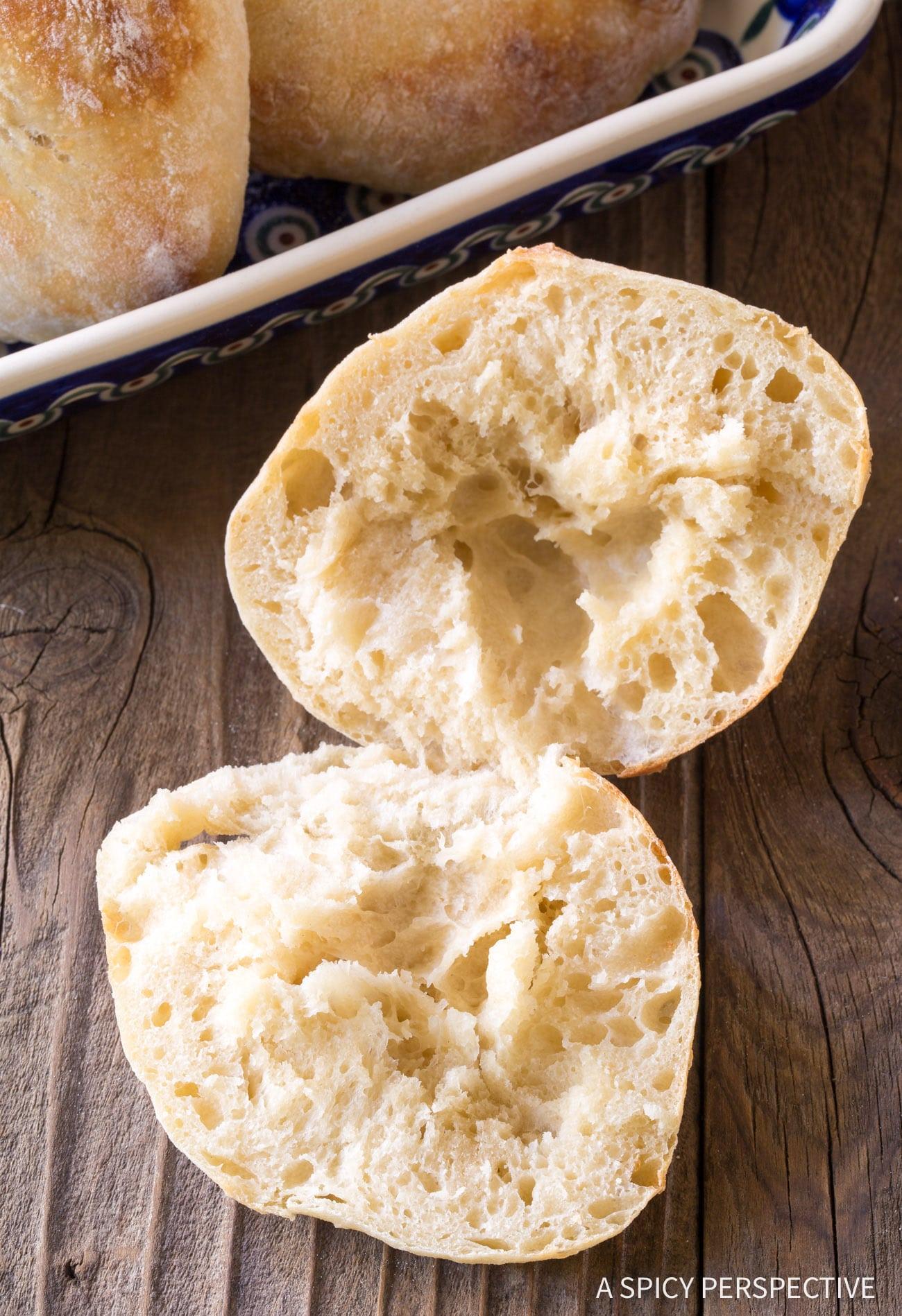 The Best Authentic Croatian Lepinja Bread Recipe (Bosnian)