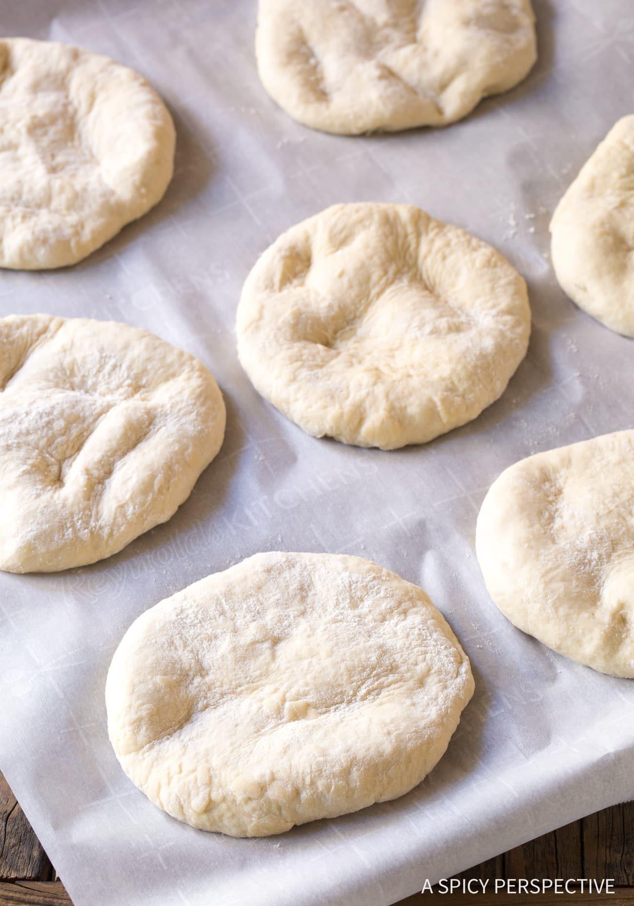 How To: Authentic Croatian Lepinja Bread Recipe (Bosnian)