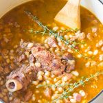 Nana's Epic Navy Bean Ham Bone Soup Recipe