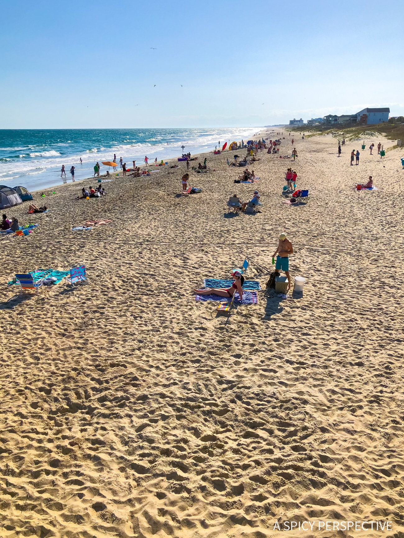 Beaches - Why You Should Visit The Crystal Coast Outer Banks NC (Emerald Isle Vacation Travel Tips!)