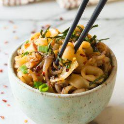 Hawaiian Tako Poke Recipe (Octopus or Squid!)