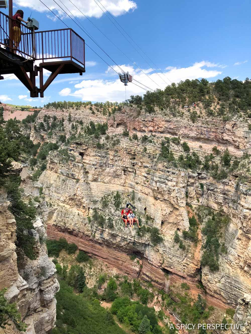 Colorado Springs: The Perfect Mother-Son Adventure