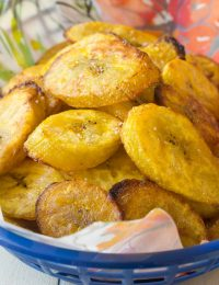 The Perfect Baked Plantains Recipe #ASpicyPerspective #Paleo