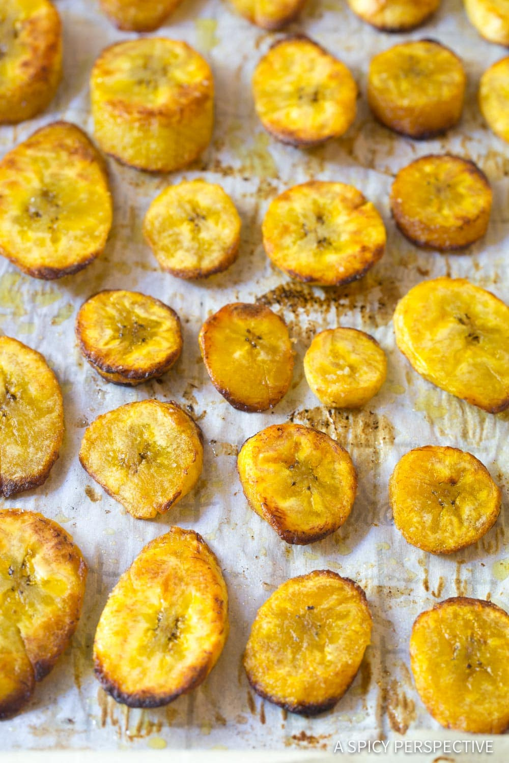 Best Baked Plantains Recipe #ASpicyPerspective #Paleo