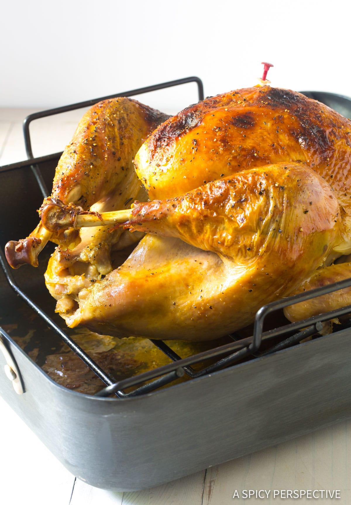 Best Ever Turkey Brine Recipe #ASpicyPerspective