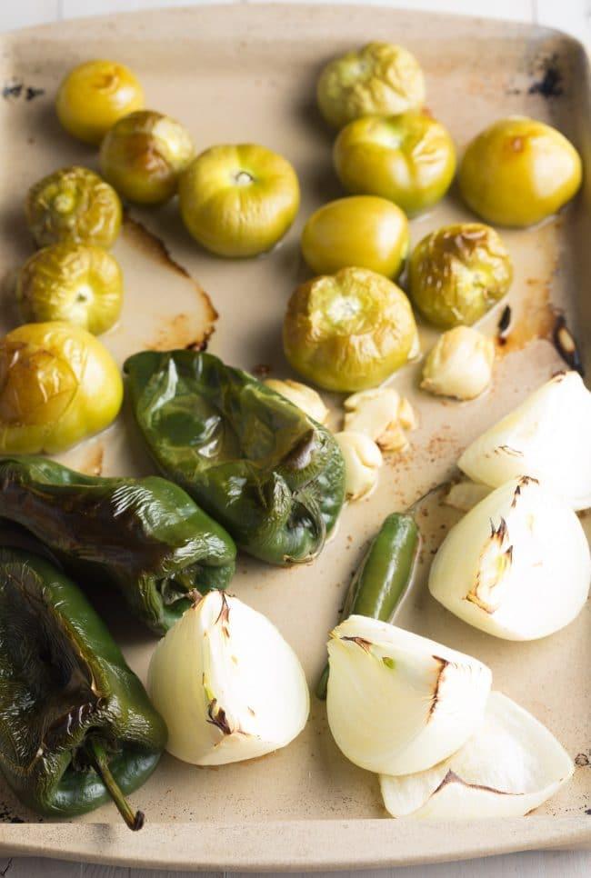 How To Make Perfect Enchiladas Suizas Recipe (Creamy Chicken Enchiladas) #ASpicyPerspective #GlutenFree