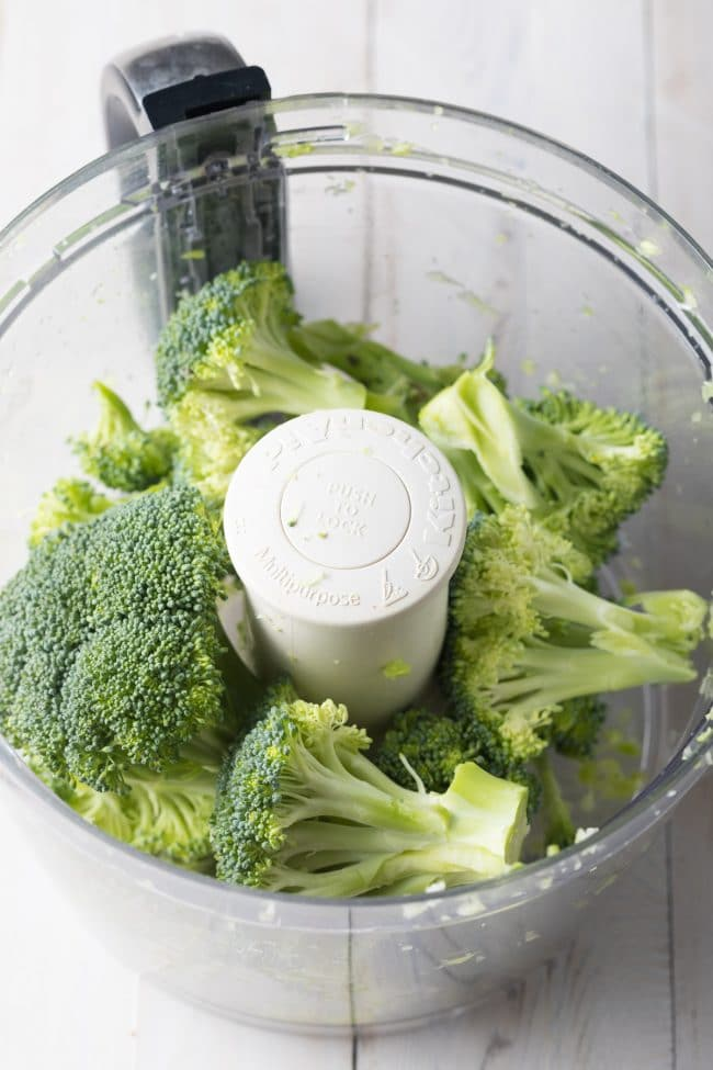 Perfect Broccoli Rice Recipe #ASpicyPerspective #lowcarb #keto #glutenfree #vegan #whole30 #paleo