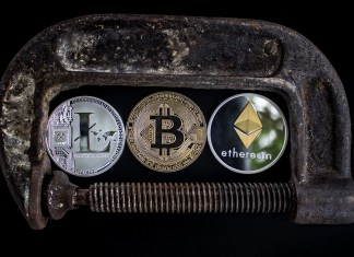 A collection of digital currencies