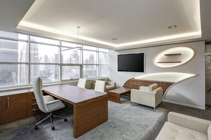 A glass design office | Aspioneer