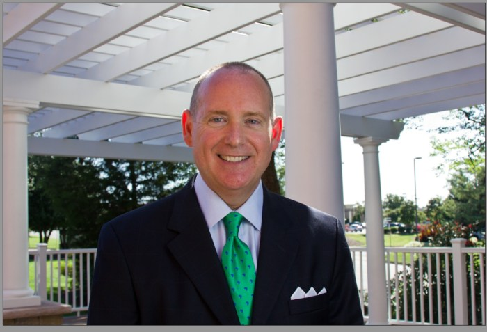 Christopher M. Grandpre, Chairman & CEO, Outdoor Living Brands
