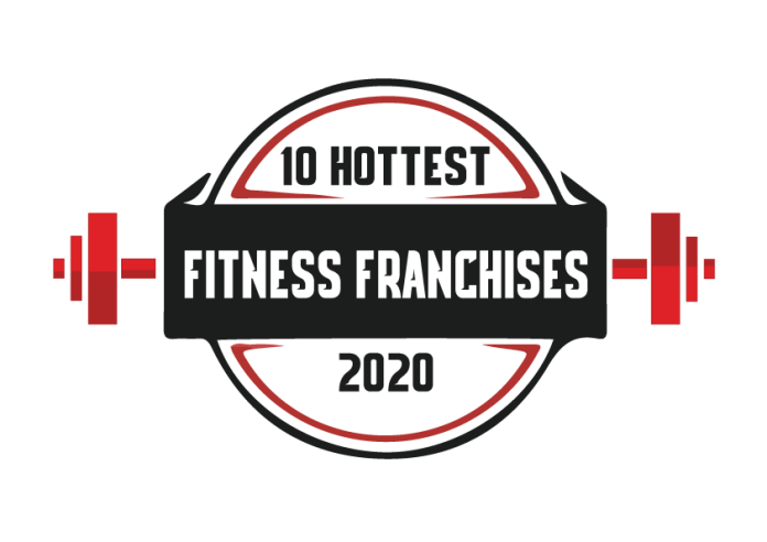 10 Hottest Fitness Franchises, 2020