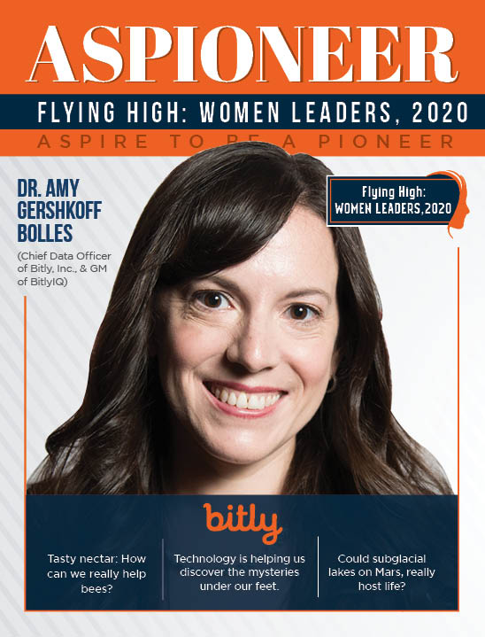 Flying High: Women Leaders, 2020.
