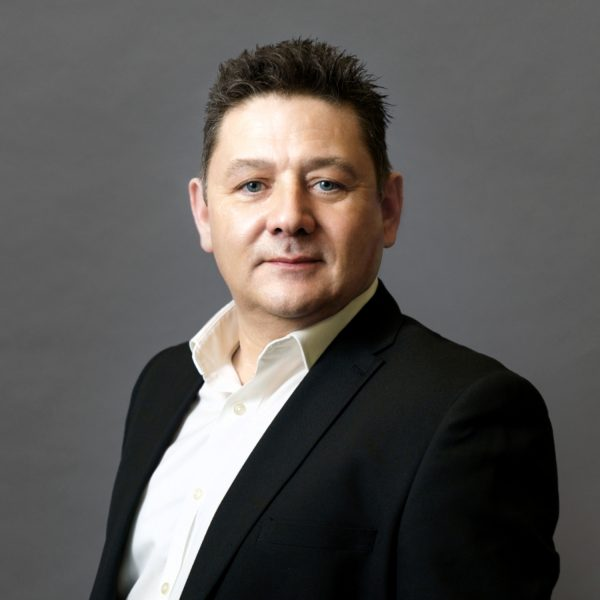 Daniel Bunce, Managing Director, GDK (UK & Europe).