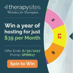 AspiraCE promotion for TherapySites
