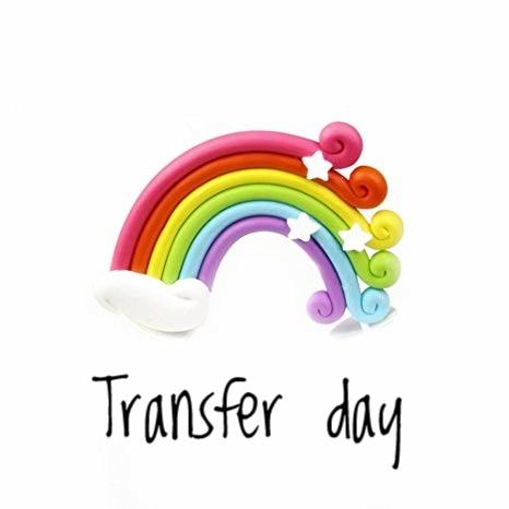 Transfer day - aspirante mamma