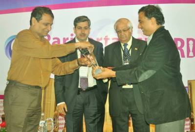 Parivartan-Awards