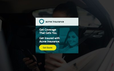 Creative Examples: Insurance