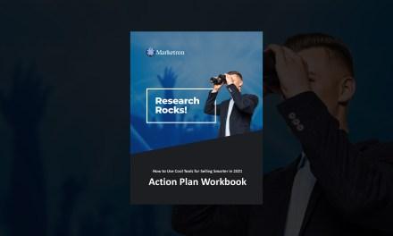 Research Rocks! Action Plan Workbook
