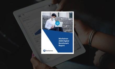 Marketron 2020 Digital Benchmark Report E-Booklet