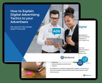 How to Explain Digital Advertising E-book cover