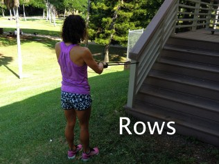 Rows Stairs 1