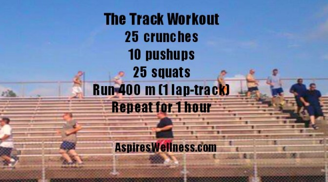 The Track Workout