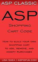 ASP Shopping Cart Code Ebook