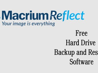 Macrium Reflect Free Hard Drive Backup and Restore Software
