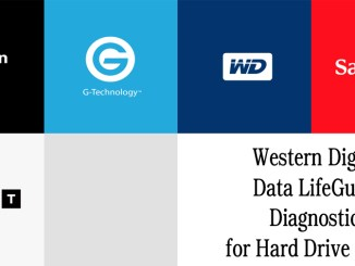 Western Digital Data LifeGuard Diagnostics for Hard Drive Repair