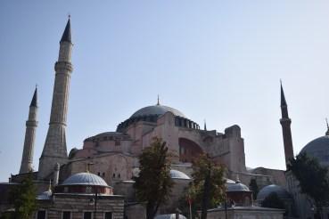 Hagia Sophia!
