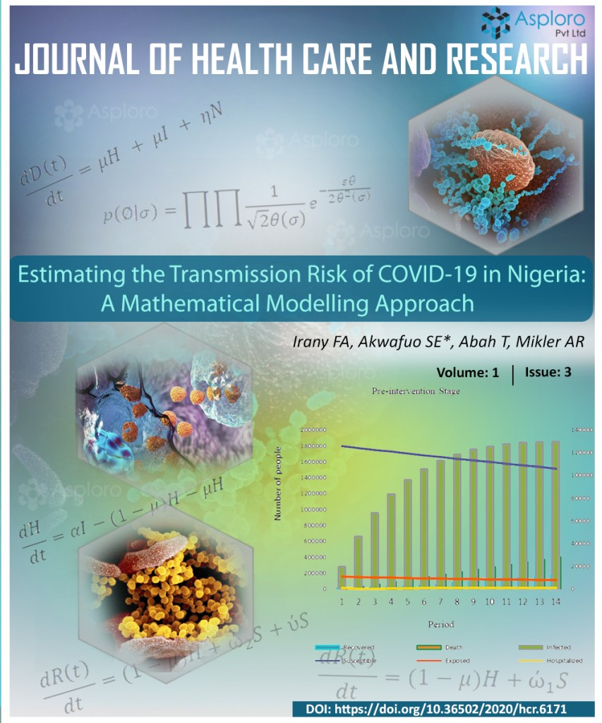Estimating the Transmission Risk of COVID-19 in Nigeria: A Mathematical Modelling Approach