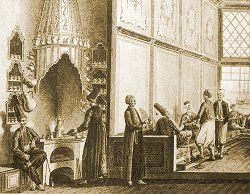 Ottoman Coffeehouse