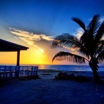 Sunset in Bimini