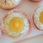 Lemon Curd Cupcakes