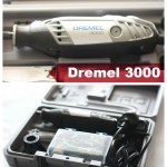 {Product Review} Dremel 3000 Variable Speed Rotary Tool + Project
