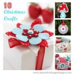 Homemade Christmas – 10 Christmas Crafts