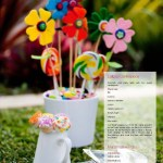 Lollipop Centrepiece