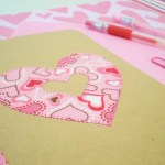 Teen Craft: Monogrammed Notebooks