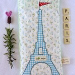 Eiffel Tower Heat Bag