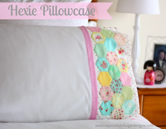 Hexie+Pillowcase